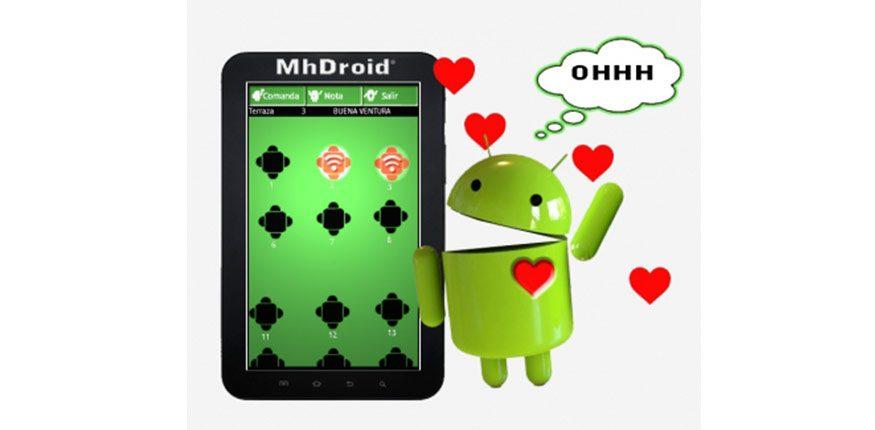 Telecomanda Android