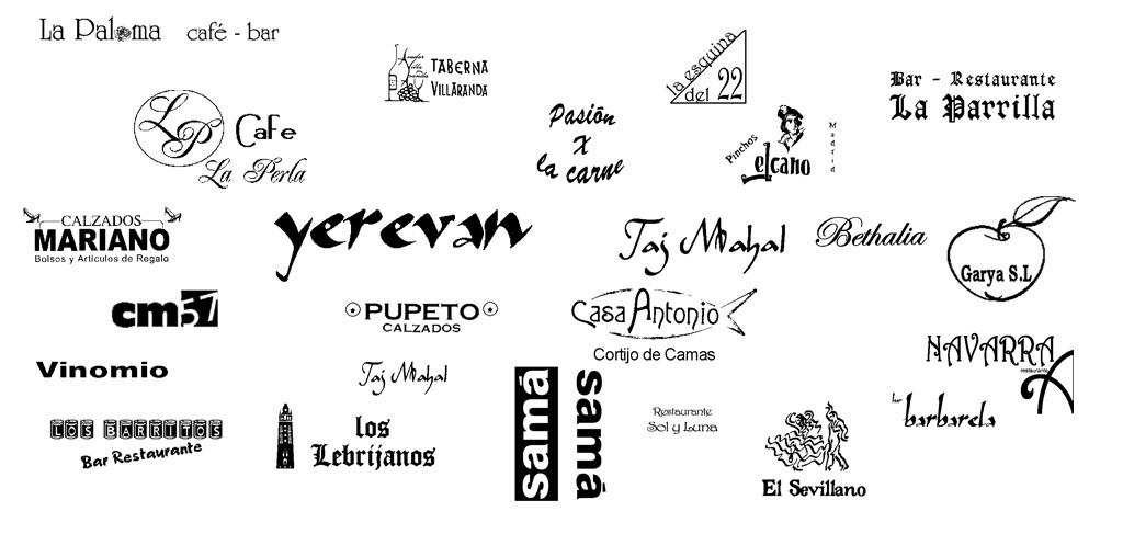 Logotipos de nuestros clientes